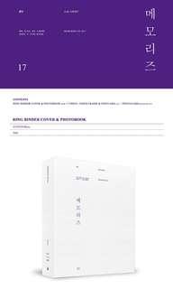 [PREORDER] BTS MEMORIES 2017