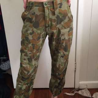 Army/ Camo Pants