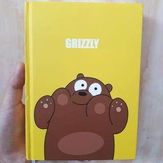 [MINISO] We Bear Bears Notebook