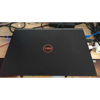"(二手)DELL Inspiron 15 7000 (7567) 15.6"" i7-7700u,8G,1000G/256G SSD,GTX1050Ti 4G laptop 95%NEW"