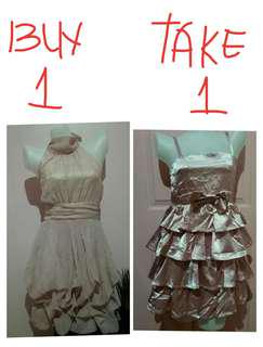 Buy 1 Take 1 - Prom  Formal Dress