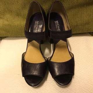MICHAEL KORS Dark purple heels