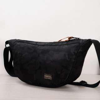 🚚 💥CHEAPEST - Porter Messenger Shoulder Cross Body Sling Bag - Black Camo #caroupay