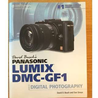 David Busch's Panasonic GF1