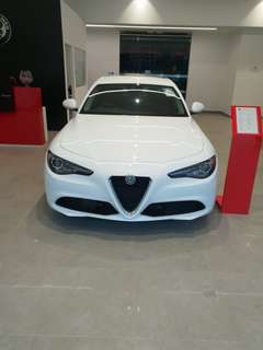 All New Alfa Romeo Giulia Super For Sale