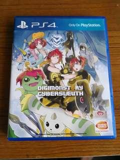 Digimonstory cybersleuth ps4