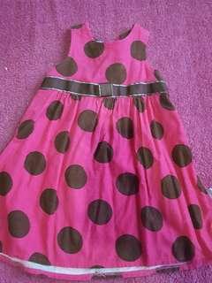 Beep beep dress 2t
