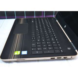 Hp Pavilion 15 7th Gen Intel Core i7 4GB Dedicated 940MX FHD Display