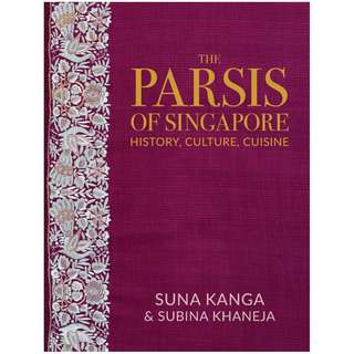 🚚 BN The Parsis of Singapore book