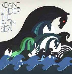 arthcd KEANE Under The Iron Sea CD
