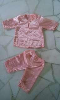 1 set Baju Kurung Baby