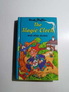 The Magic Clock and other stories, Enid Blyton, Books