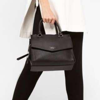 ASOS fiorelli 黑色方包、手提包、肩背包、兩用包、公事包