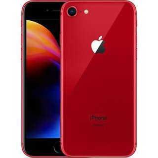 iPhone 8 64gb Red / NEW ( Cheapest On Carousell )