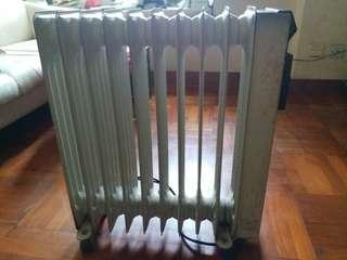 電暖爐(自取1