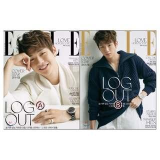 ELLE 2018.07 (cover: Kang Daniel)
