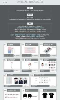 Seventeen Ideal Cut Official Merchandise