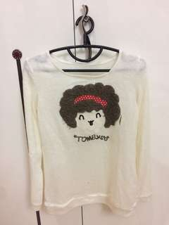 sweater tombysb