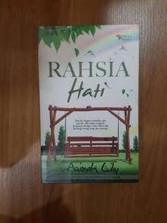 Novel Rahsia Hati