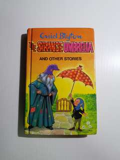 Enid Blyton The Strange Umbrella and other stories,  Books