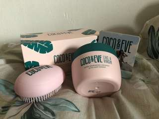 Coco & Eve Hair Mask (PO)