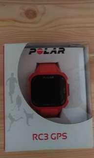 Polar RC3 GPS watch