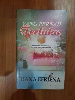 Malay Novel Yang Pernah Terluka