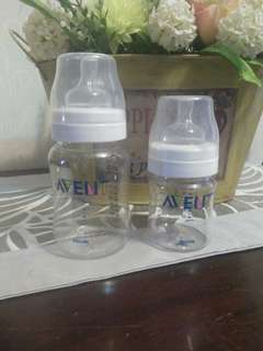 * Sale * AVENT SET Bottle of 2