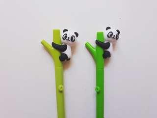 Brand New Panda Pens
