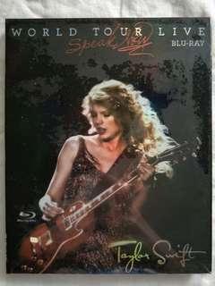 [Music Empire] Taylor Swift - Speak Now World Tour Live Concert Blu-Ray DVD