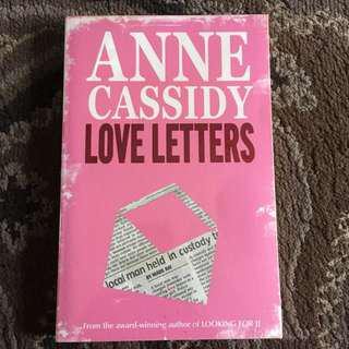 Love Letters by Anne Cassidy
