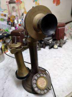 Western Electric Candlestick Phone