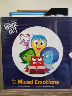 Brand New Inside Out Box of Mixed Emotion