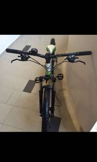 Polygon MTB street n trial for sale