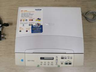 Brother Printer Scanner Fax 3-in-1