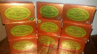 Original Dr. Alvin's Kojic Soap