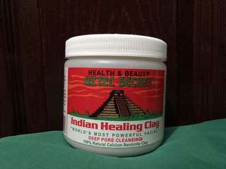 Original Aztec Healing Clay Mask