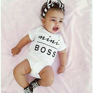 Mini Boss Jumper (Unisex)
