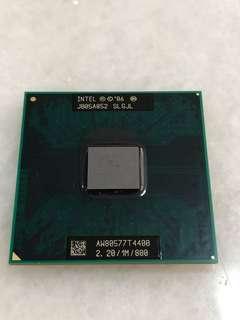 Intel T4400 Laptop CPU