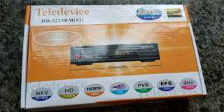 高清數碼電視接收器