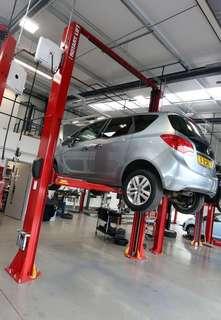 Car workshop/ garage takeover