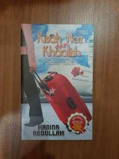 Malay Novel Kisah Naz dan Khaalish