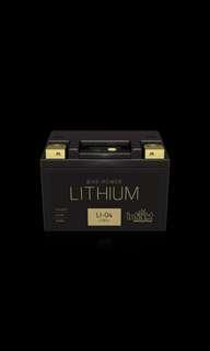 Intact battery LI-02 lithium
