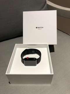 Apple Watch Series 3 42mm Space Black Stainless Steel