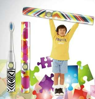 🚚 兒童音波電動牙刷