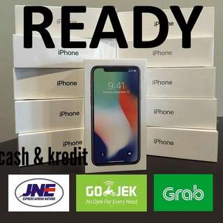 Iphone X 256gb cash and kredit