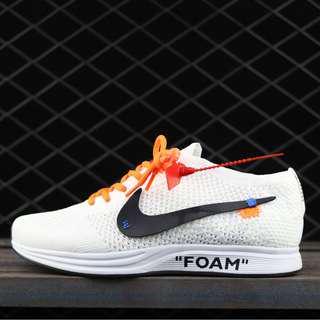 🚚 Off white Nike Flyknit