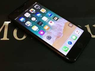 iPhone 7Plus 32GB 磨沙黑 black