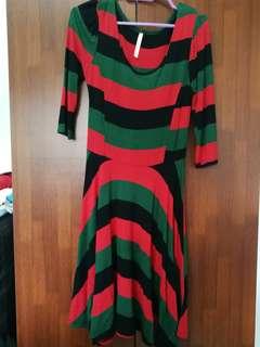 Korean Flowy Dress