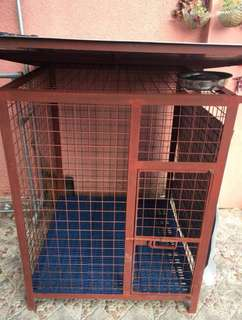 For sale.. Dog cage
